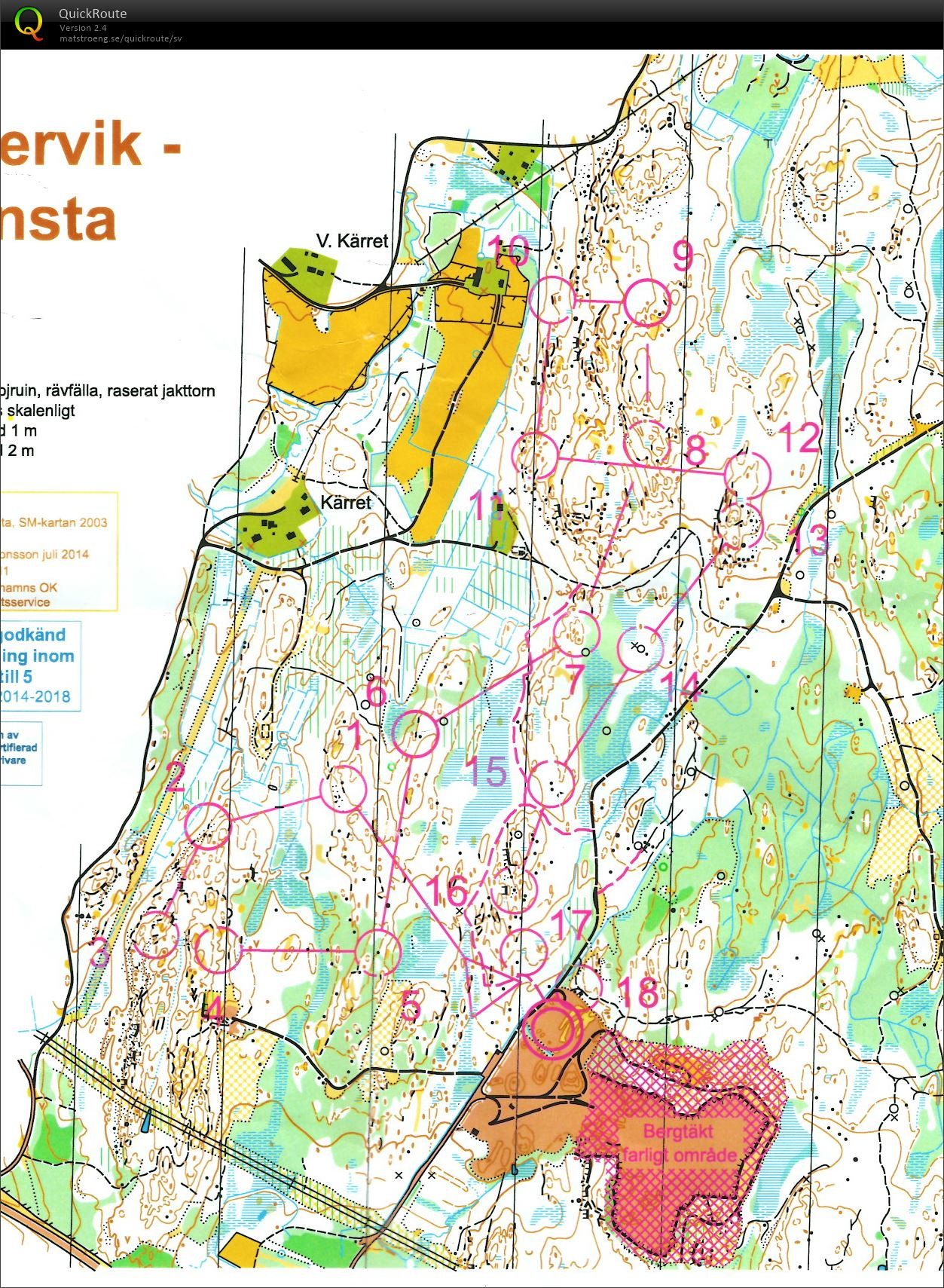 Kristinehamn Weekend (2014-08-31)